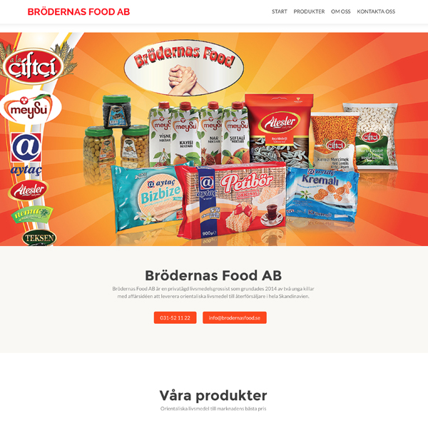 Brodernasfood.se