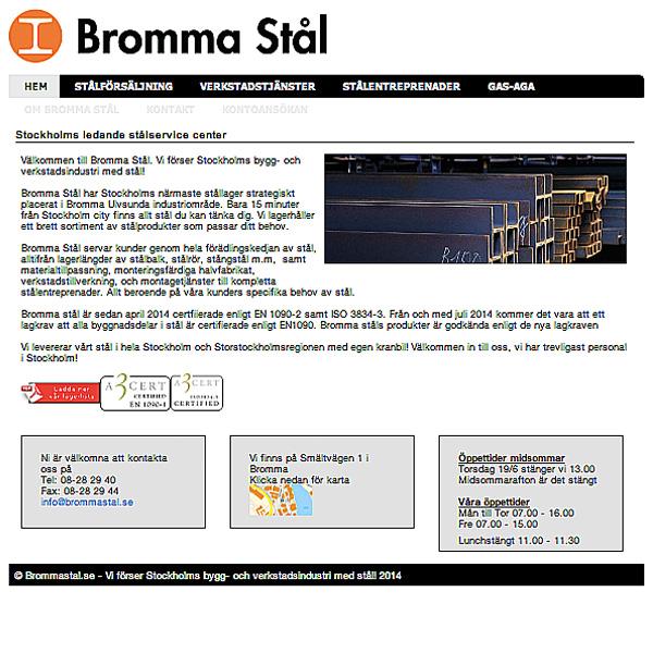 Brommastal.se