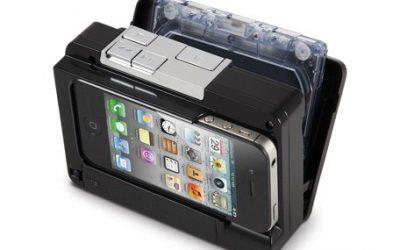 Konvertera dina gamla kassetter till Iphone