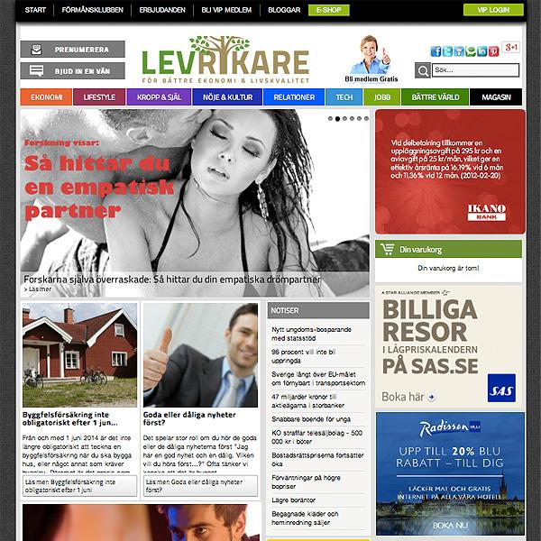 Levrikare.se