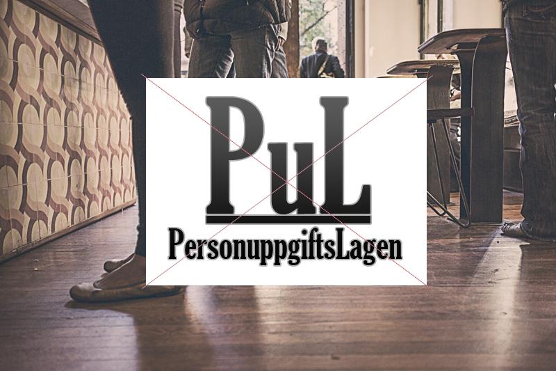 PUL blir GDPR