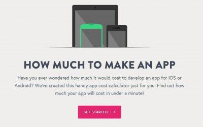 Vad kostar en app? Räkna ut priset steg-för-steg!