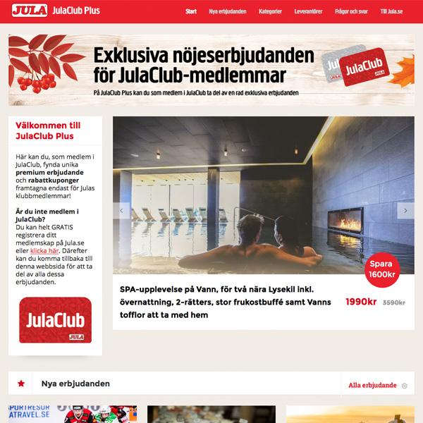 JulaClubPlus