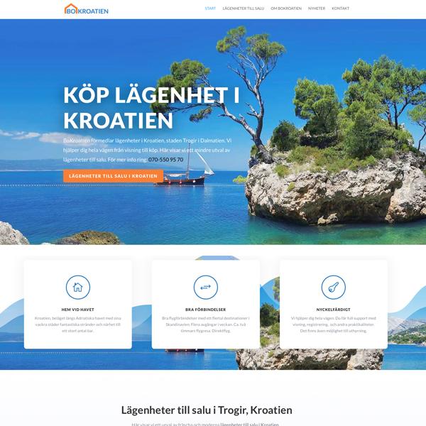 BoKroatien.se